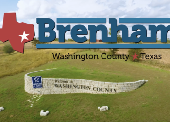 Brenham TX, Washington County